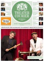 TheaterCourier Oktober 2018