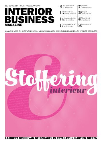 Ropelli - Interior Business Magazine