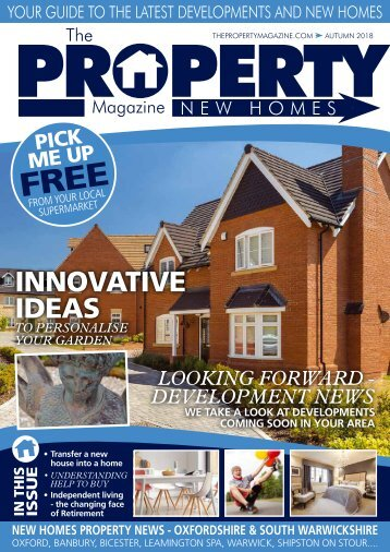 The Property Magazine New Homes Autumn 2018