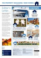 The Property Magazine New Homes Autumn 2018 - Page 5