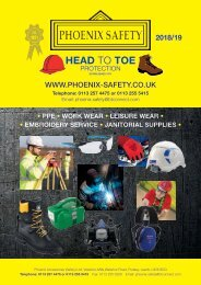 Phoenix Safety Catalogue 2019