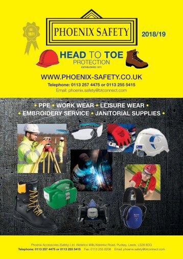 Phoenix Safety Catalogue 2019