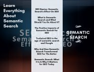 Learn Everything About Semantic Search