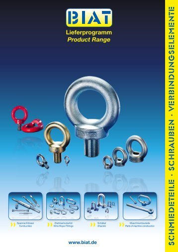 BIAT Lieferpgrogramm   Product-Range 2017-18