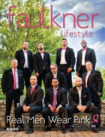 Faulkner Lifestyle Magazine October 2018