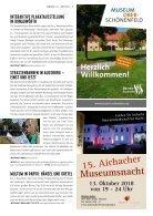 SchlossMagazin Bayerisch-Schwaben Oktober 2018 - Page 7