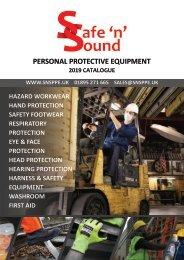 Safe n Sound PPE Catalogue 2019