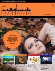 Framania Magazin Ausgabe Oktober 2018