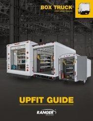Ranger Design Box Truck, Step Van & Trailer Upfit Guide (New)