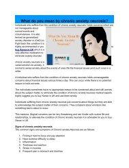 Buy Xanax online in the UK for Anxiety treatment- xanaxuk