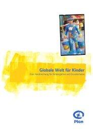 Globale Welt für Kinder 10 - Plan Deutschland