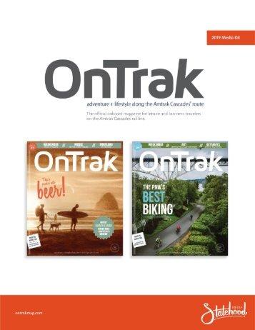 OnTrak Media Kit 2019