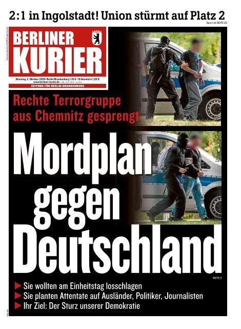 Berliner Kurier 02.10.2018