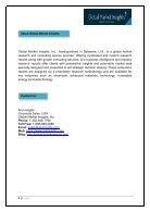 High Purity Alumina (HPA) Market - Page 5