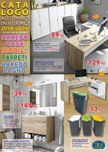 Catalogo Arredo Casa Autunno/Inverno 2018/2019