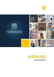 Velleman Security Catalogue - DE