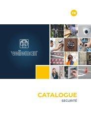 Velleman Security Catalogue - FR