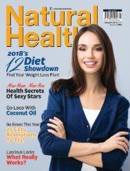 Natural Health January 2018