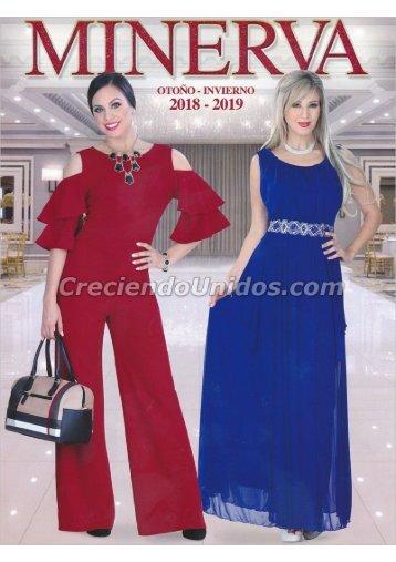 #654 Minerva Jeans Catalogo Otono Invierno 2018 en USA
