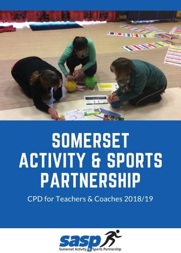 CPD for Teachers & Coaches 2018/19