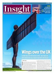 World Insight -  The booming tech cluster in England's North East