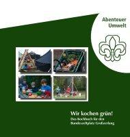 Wir kochen grün! - VCP - Verband Christlicher Pfadfinderinnen und ...