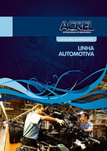 Catálogo Automotivo