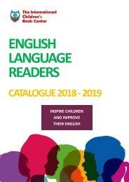 International Children's Book Center - ESL Readers 2018-2019