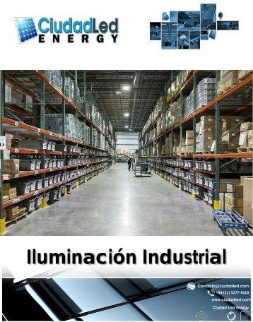 catálogo Iluminación Industrial 2018