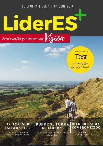 Revista LiderES+ 3a. Edición