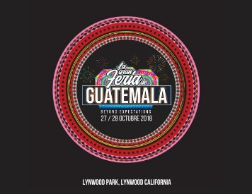 La Gran Feria de Guatemala