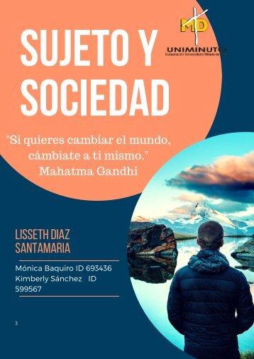 Sujeto y sociedad