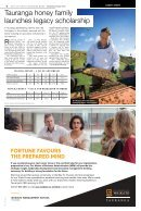 BAY OF PLENTY BUSINESS NEWS SEP/OCT 2018 - Page 6