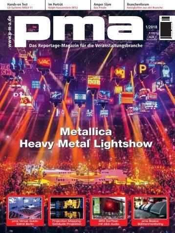 pma Ausgabe 1/2018