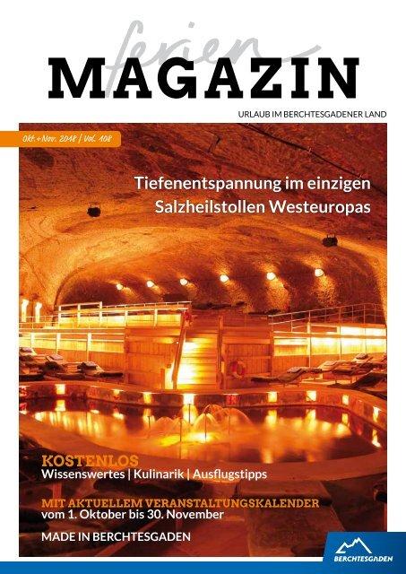 Ferienmagazin Oktober November Ausgabe 108