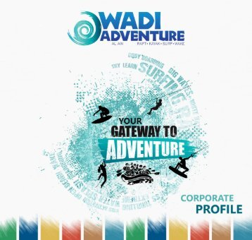 Wadi Adventure Digital Broshure