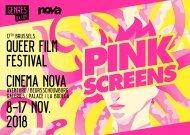 Pink Screens 2018 Program