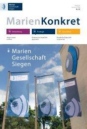 MarienKonkret 90 Sommer 2018