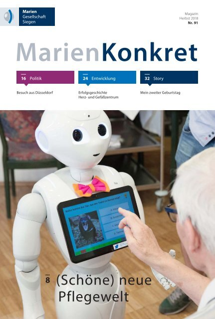 MarienKonkret 91 Herbst 2018