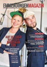 Emmendingen Magazin (Oktober 2018)