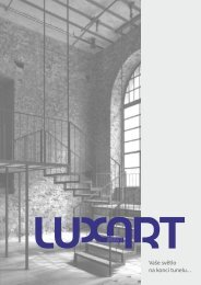 LUXART Lighting General Catalogue 2020-02