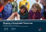 Wadden Sea World Heritage Site Education Strategy