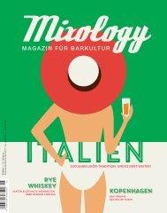 Mixolgy - Magazin für Barkultur 5-18