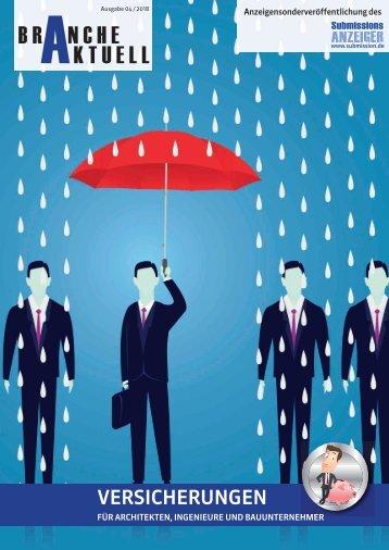 Branche Aktuell - Versicherung