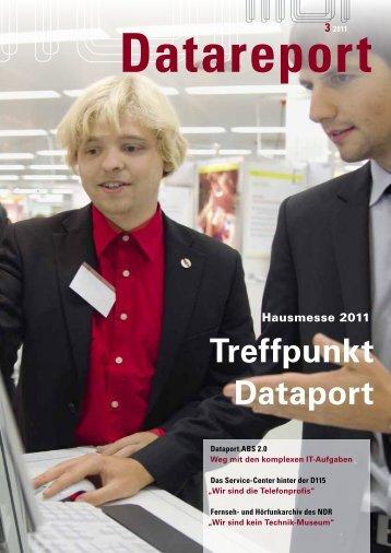 Datareport 3/2011 - Dataport