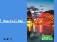 Booking for Spain School Trips Online