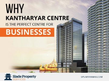 Finding the Perfect Business Property in Yangon