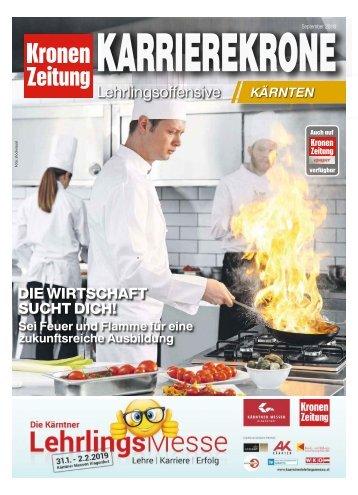 Karriere Krone Kärnten 2018-09-30