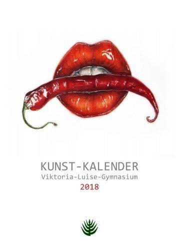Kunstkalender Vikilu 2018