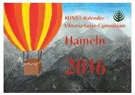 Kunstkalender Vikilu 2016